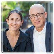 Jim Tauber and Laura Newman