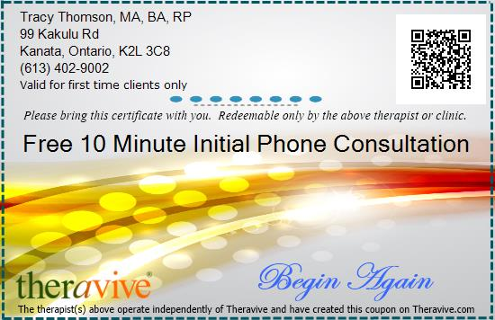 Therapy Coupon Counseling Discount