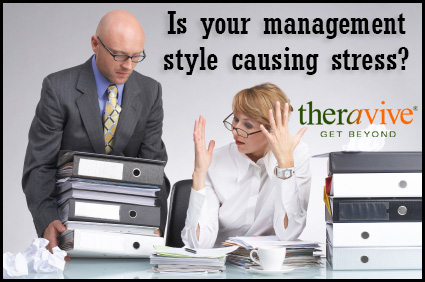 management style and employee mental health is there a connection
