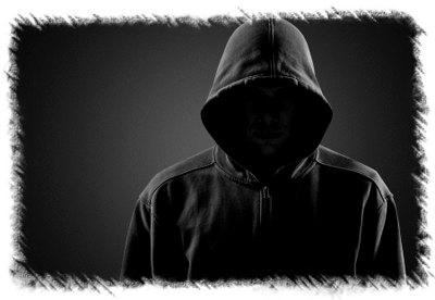 bigstock hooded gangster 112177550