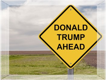 2 edited bigstock caution donald trump ahead 109063031