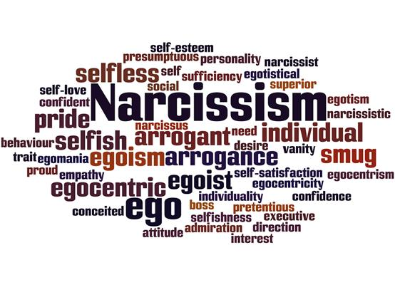 bigstock narcissism word cloud concept 128539361