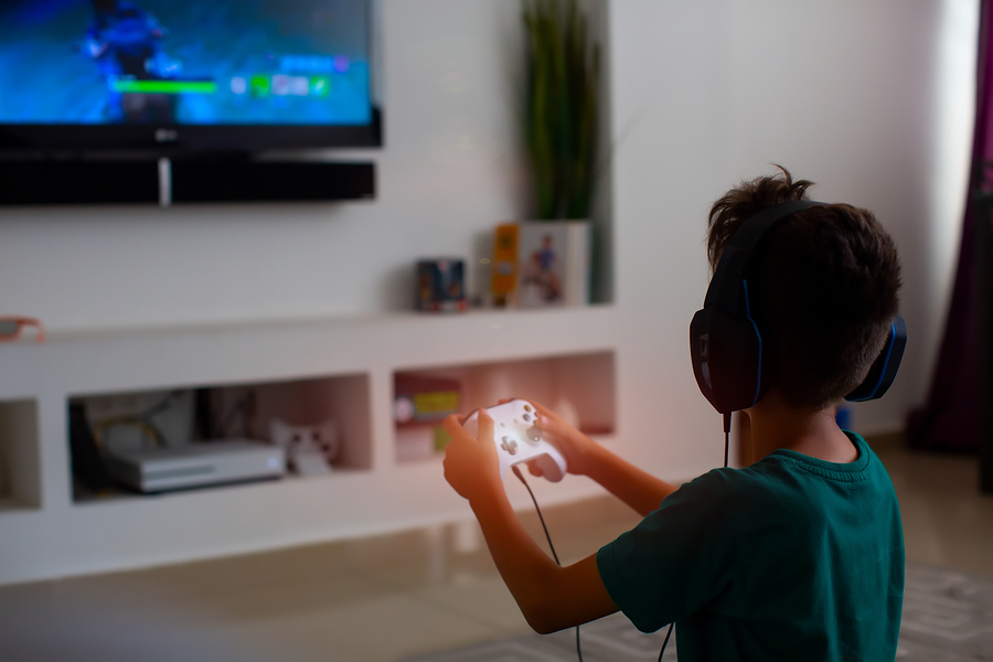 Do Television And Video Games Impact >> The Impact Of Video Games On Children S Mental Health