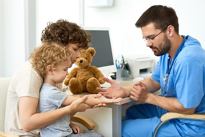 child doctor