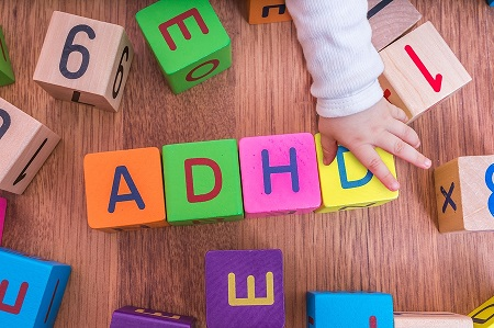 bigstock adhd concept baby is playing 140544071